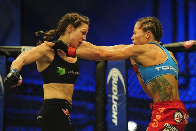 Carmouche vs. Davis: What the Fight Means for Both Fighters Going Forward