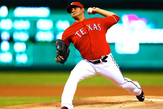 Martin Perez Agrees to 4-Year Contract with Texas Rangers
