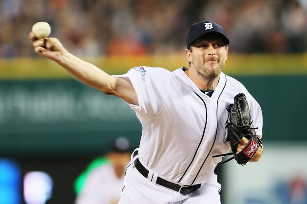 Max Scherzer Wins American League Cy Young Award
