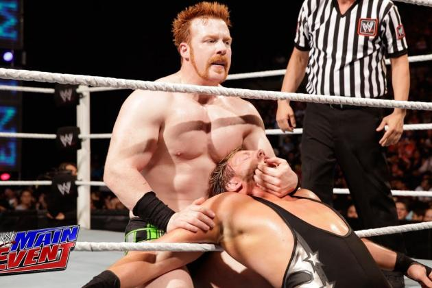 Examining the Anatomy of an Elite WWE Brawler