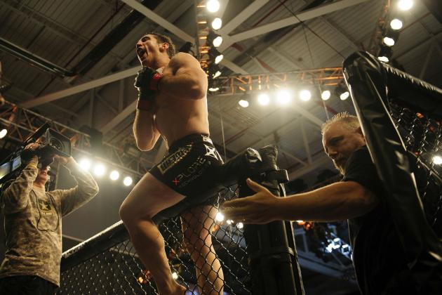 Tim Kennedy vs. Michael Bisping? Yeah, That Sounds About Right