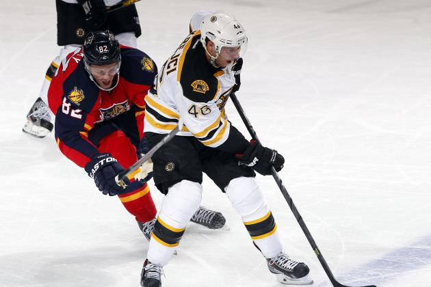 ESPN Gamecast: Bruins vs. Panthers