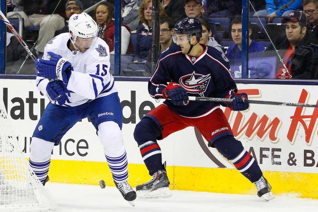 ESPN Gamecast: Rangers vs. Blue Jackets