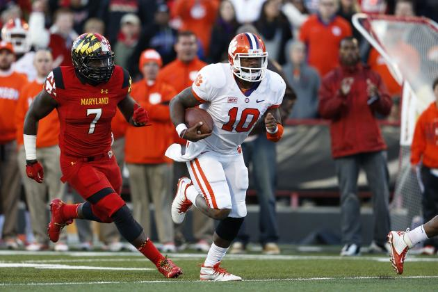 Is Clemson's Tajh Boyd a First-Round NFL Draft Pick?