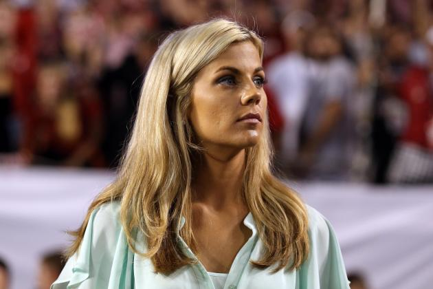 Thursday Night Huge for Samantha Ponder and Vikings QB Husband Christian