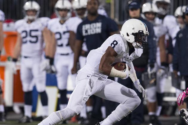 Penn State Football: Can PSU Replace Allen Robinson's Offensive Output in 2014?