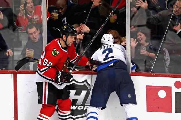 Blackhawks Apologize to Jets, NHL About Fan Incident