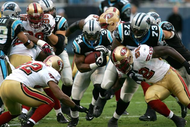Carolina Panthers vs. San Francisco 49ers Could Be a Rivalry Renewed