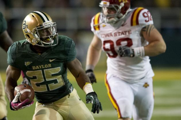Lache Seastrunk Injury: Updates on Baylor RB's Groin