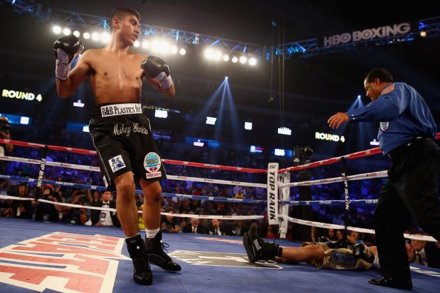 Rocky Martinez vs. Mikey Garcia: Fight Time, Date, TV Info and More