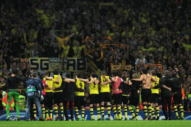 How Borussia Dortmund Became Everyone's Favourite Second Team