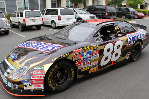 Ricky Rudd's No. 88 Car Sold on EBay