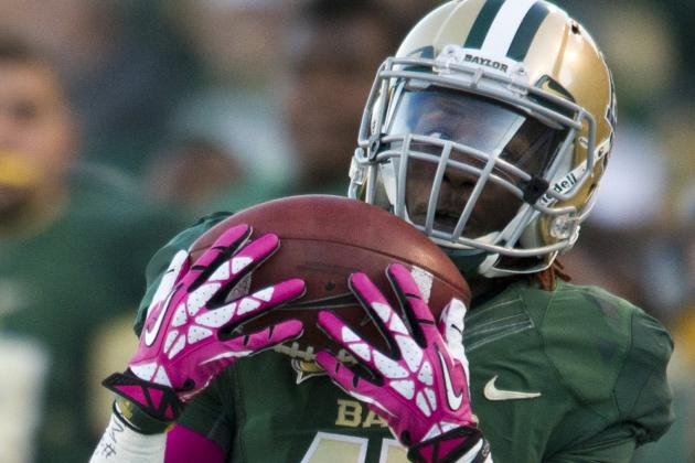 Tevin Reese Injury: Updates on Baylor WR's Wrist, Likely Return Date