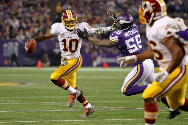 Robert Griffin III's Instant Fantasy Reaction After Week 9