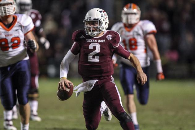 Mississippi State vs. Texas A&M: Top NFL Draft Prospects in SEC Clash