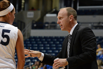 Brian Neal Named @Xavier WBB Head Coach
