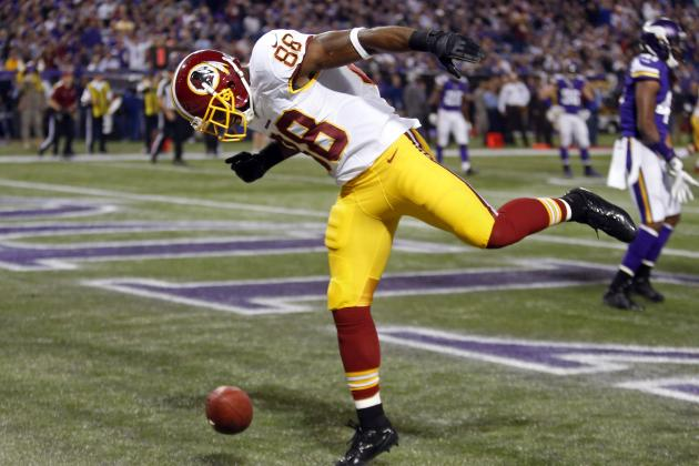 Pierre Garcon's Instant Fantasy Reaction After Week 9