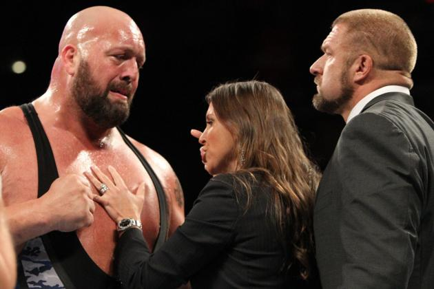 Triple H vs. Big Show Is Terrible for Business