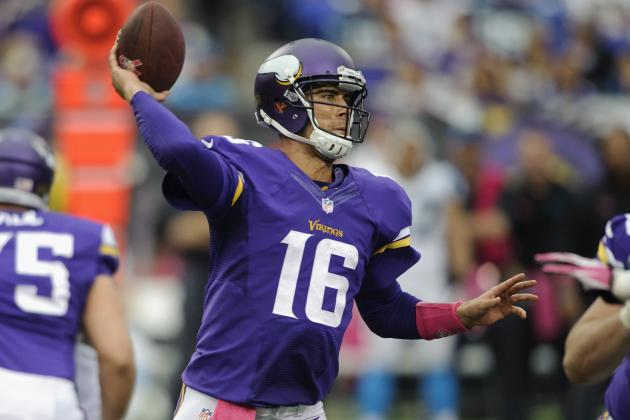 Matt Cassel's Instant Fantasy Value After Christian Ponder's Injury