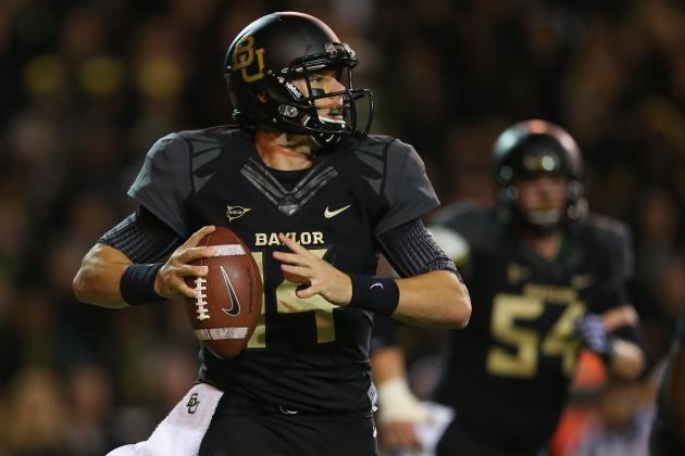 Lache Seastrunk, Bryce Petty's Updated 2013 Heisman Stock After Win vs. Oklahoma