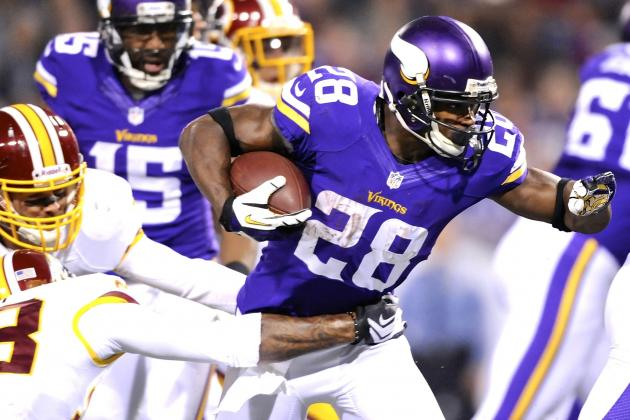 Washington Redskins vs. Minnesota Vikings: Live Score, Highlights and Analysis