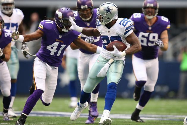 Why Fantasy Football Owners Must Lean on DeMarco Murray Down the Stretch