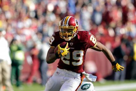 Roy Helu: Recapping Helu's Week 10 Fantasy Performance