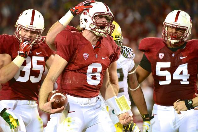 Oregon vs. Stanford: Live Scores, Highlights and Reaction
