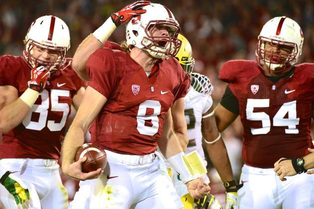 Oregon vs. Stanford: Score, Grades and Analysis