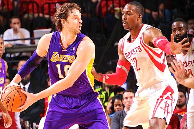 Los Angeles Lakers vs. Houston Rockets: Live Score, Highlights and Analysis