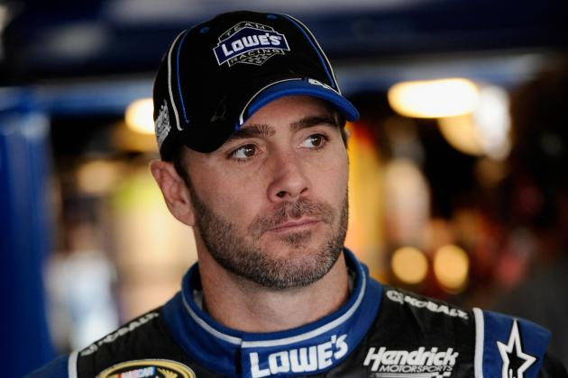 How Does Jimmie Johnson Avoid Falling Apart in Last 2 Chase Races Like 2012?