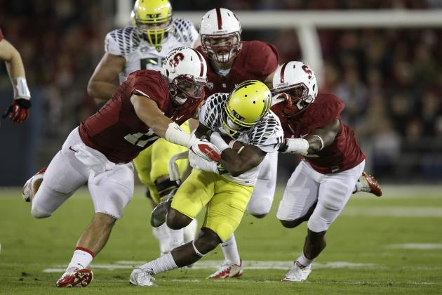 Projected BCS Standings 2013: How Oregon Loss Will Impact Rankings