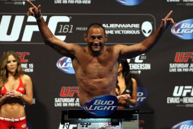 UFC Fight Night 32: Weigh-in Results and Updates