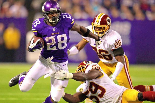 Minnesota Vikings Lack the Toughness That Makes Adrian Peterson Great
