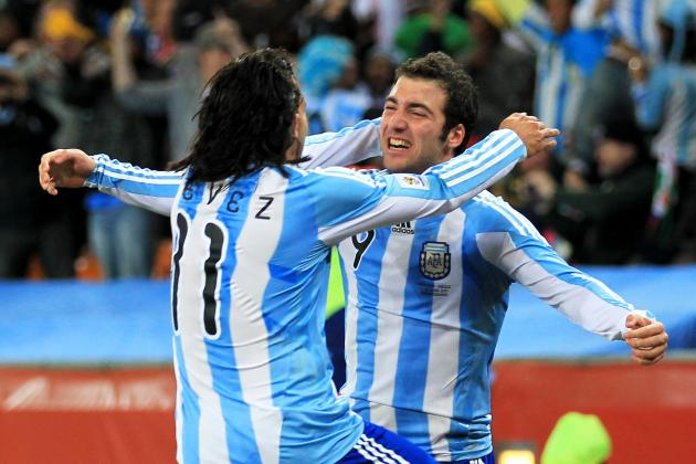 Who is Better: Carlos Tevez or Gonzalo Higuain?