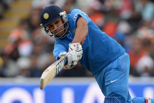 Maiden Hundred a 'Special Moment' for Rohit Sharma