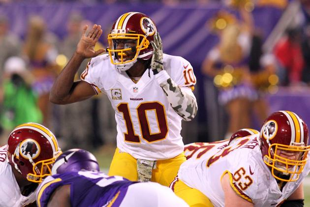 Redskins vs. Vikings: Last-Gasp Drive Falls Short and Minnesota Wins, 34-27