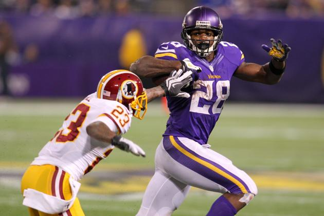 Ponder, Peterson Help Vikings Prevail