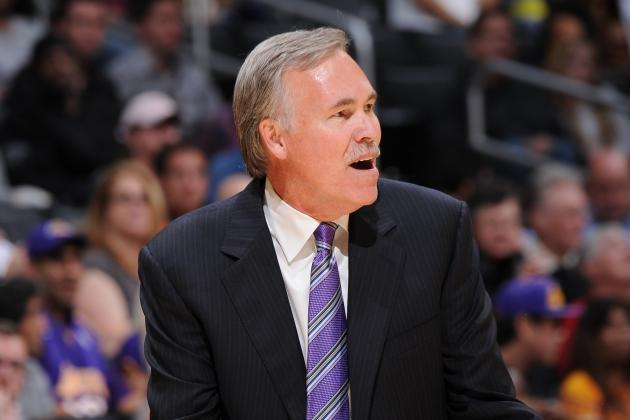 Mike D'Antoni Conveniently Changes Mind on Hack-a-Dwight Strategy
