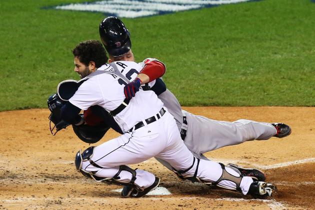 Ban on MLB Home Plate Collisions Would Be Right Move but Decades Late