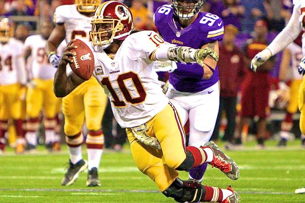 Terribly Inconsistent Washington Redskins Can't Be Taken Seriously
