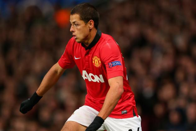 Javier Hernandez and Brazilian Trio Reportedly Targeted for Transfer by Arsenal