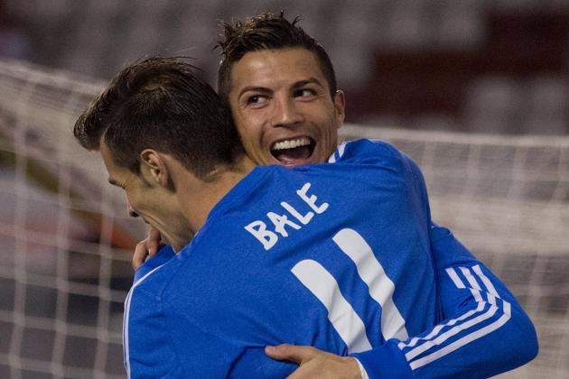 Cristiano Ronaldo and Gareth Bale Rated Above Lionel Messi by Sergio Ramos