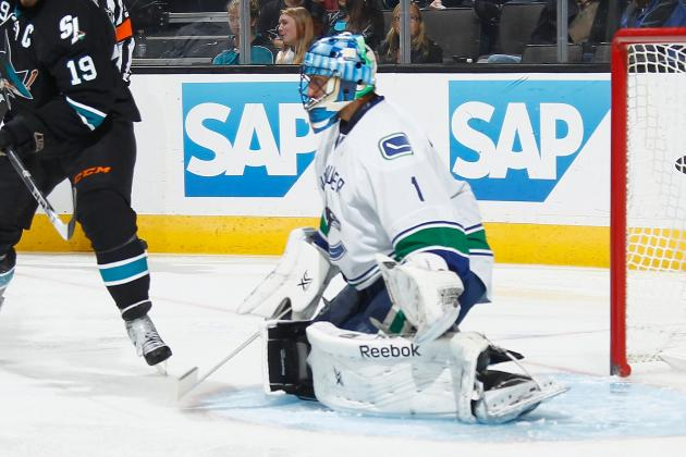 Vancouver 4 San Jose 2: Canucks Snap Streak Against Sharks