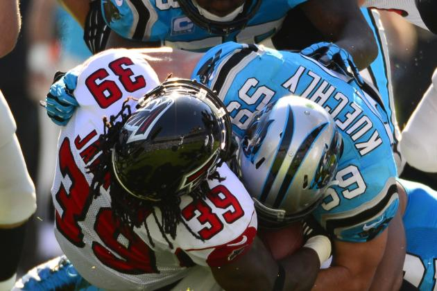 Why Can't the Atlanta Falcons Play Physical Football Anymore?