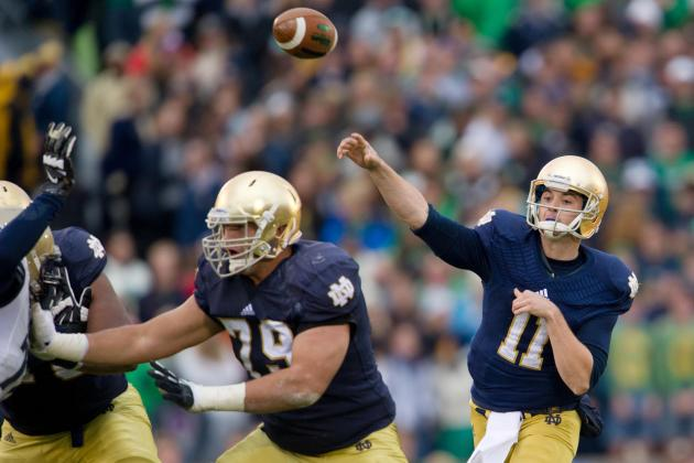 After Luck Saved the Irish, Can Notre Dame Finally Get an Easy Win vs. Pitt?