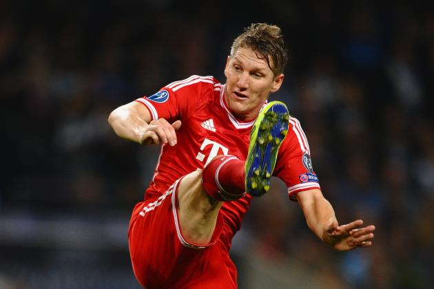 Bastian Schweinsteiger Injury: Updates on Bayern Munich Star's Ankle