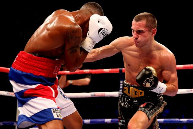 Martin Murray and Scott Quigg Added to Carl Froch vs. George Groves Fight Card