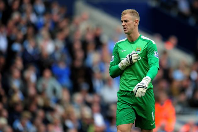 Joe Hart Denies Reports He Gambled £100,000 with Union J's Josh Cuthbert