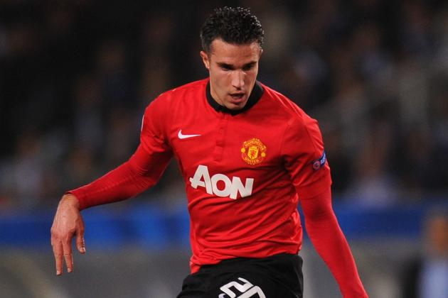 Arsene Wenger Insists Robin van Persie Is Truly an Arsenal Player